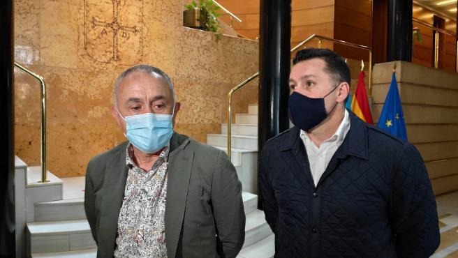 """Álvarez (UGT) pide mejorar el empleo en la industria asturiana con una transición que no sea """"de golpe"""""""