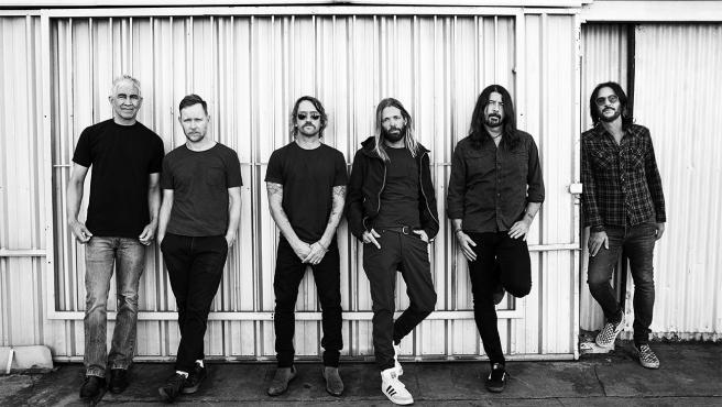 Concierto de Foo Fighters en el Wanda Metropolitano el 20 de junio de 2022