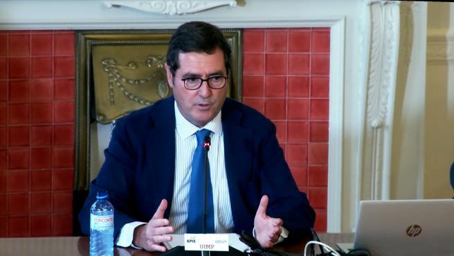 """Garamendi (CEOE) niega haber apoyado los indultos: """"No me expliqué bien"""""""