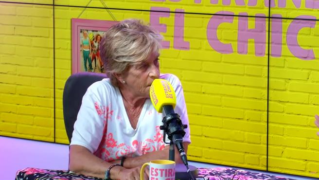 """Chelo García-Cortés zanja las críticas de sus compañeros de 'Sálvame' por  su entrevista en 'Estirando el chicle': """"No me arrepiento de nada"""""""