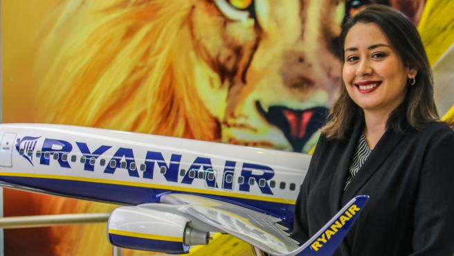 Susana Brito, jefa de Comunicación de Ryanair en España y Portugal