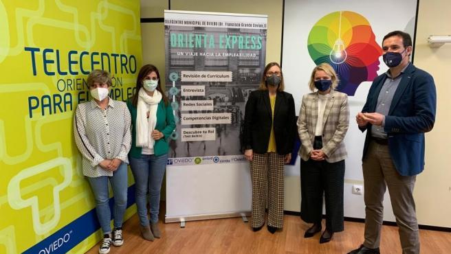 Empleo pone en marcha el programa de mejora de la empleabilidad 'Orienta Express'