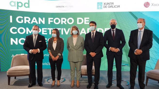"""Fernández afirma que los fondos europeos son una """"oportunidad histórica"""" para establecer un nuevo modelo industrial"""