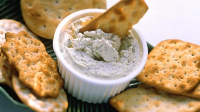 Galletas saladas tipo crackers