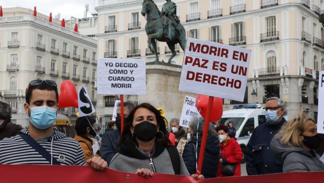 La ley de la eutanasia entra en vigor en España este viernes