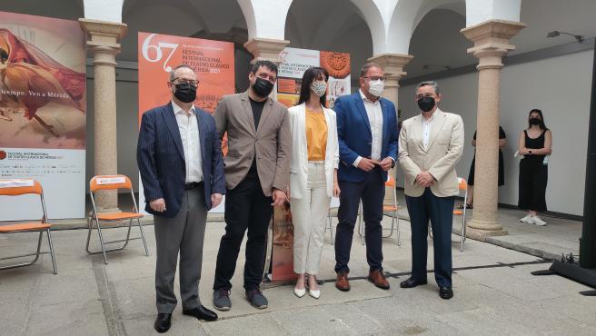 Un concierto de la Escuela Superior de Música Reina Sofía inaugura este viernes el Festival de Mérida