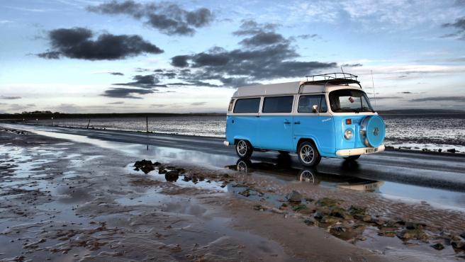 Las playas de Cantabria son un atractivo para las rutas en autocaravana.