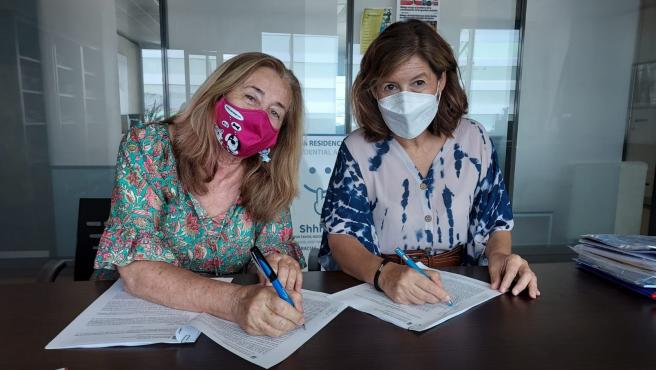 El Ayuntamiento de Málaga renueva convenio con Protectora de Animales y Plantas y aumenta su aportación un 33%