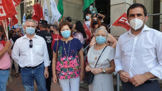 """PSRM exige a López Miras que """"ponga todos los medios humanos y técnicos necesarios para actualizar las bolsas del SMS"""""""
