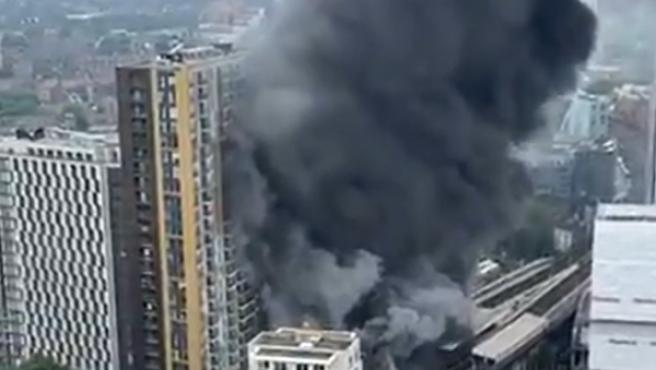 Últimas noticias de la explosión en la estación de metro en Londres en  directo