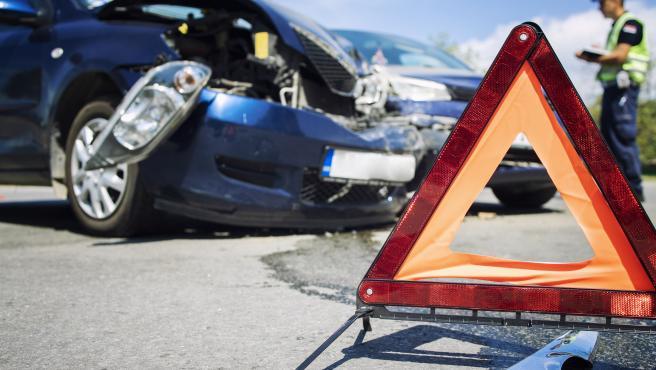 Para colocar la nueva luz de emergencia no hace falta abandonar el vehículo.