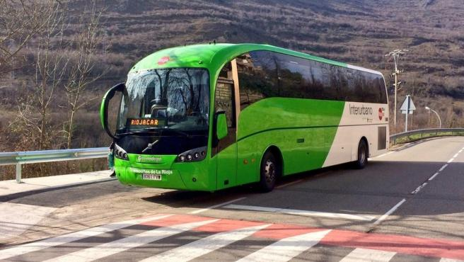 El Gobierno de La Rioja mejora el servicio de transporte interurbano que une Logroño y Alfaro a partir del 1 de julio