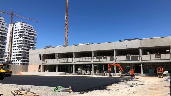 Licampa 1617 prevé invertir más de 35 millones de euros en el proyecto Casal España Arena en 2021