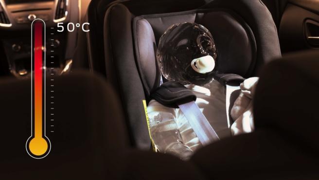 Los niños y las mascotas sufren golpes de calor en los coches.