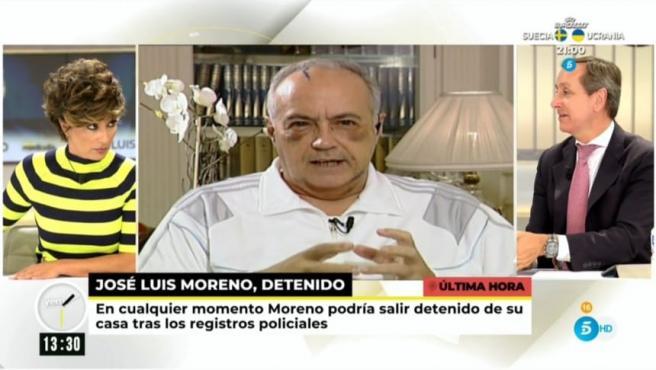 Carlos Cuesta, colaborador de 'Ya es mediodía'.