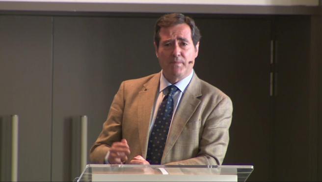 Garamendi pide una segunda oportunidad para empresas arruinadas por el Covid