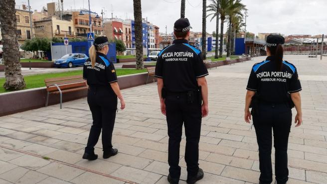 La policía portuaria del Port de Tarragona realiza 7.321 intervenciones hasta junio