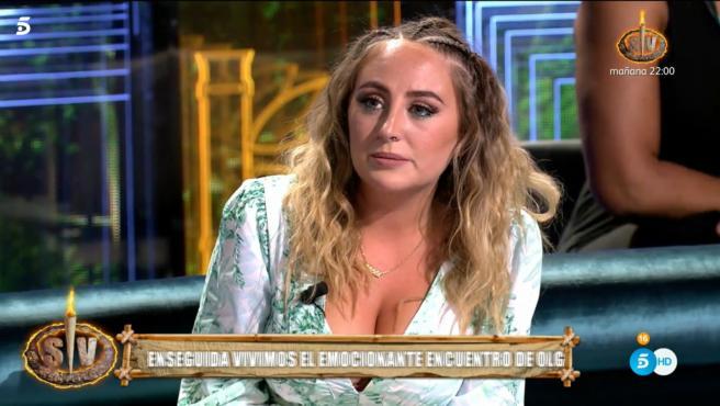 Rocío Flores, en 'Supervivientes: Tierra de nadie'.