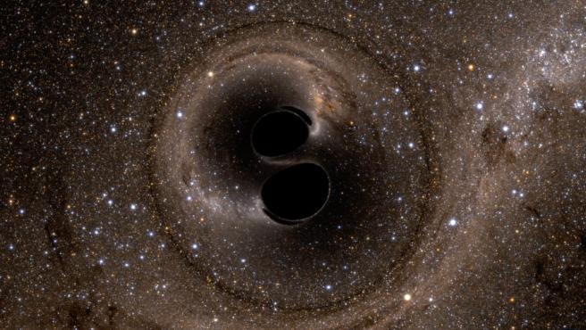 Los físicos del MIT y otros lugares han utilizado ondas gravitacionales para confirmar observacionalmente el teorema del área del agujero negro de Hawking por primera vez.