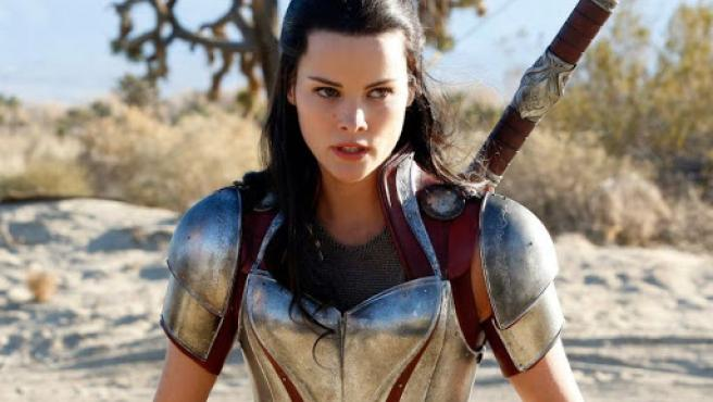 Jaimie Alexander ha vuelto como Lady Sif en 'Loki'.