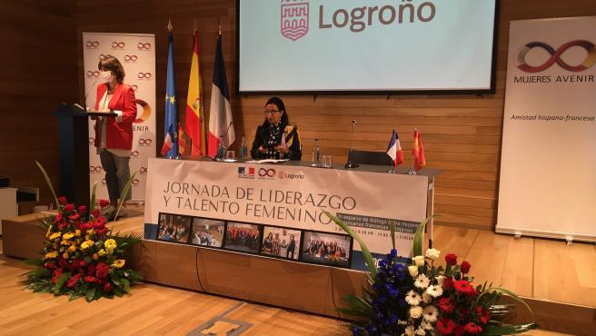 El Espacio Lagares acoge el encuentro 'Liderazgo e igualdad' de mujeres empresarias y directivas española y francesas