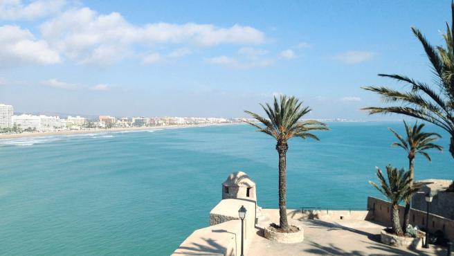 Peñíscola mangrupikeun kota paling wisata di propinsi Castellón.