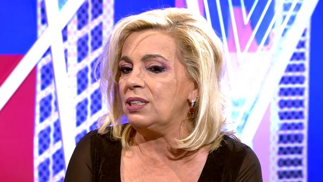 Carmen Borrego en 'Viernes Deluxe'.