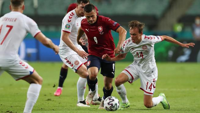 República Checa vs. Dinamarca
