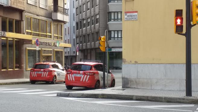 Detenido un hombre en Gijón por robo en un establecimiento hostelero por el método del alunizaje