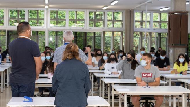 La EBAU extraordinaria roza los 1.000 matriculados en la ULPGC y se celebrará del 7 al 9 de julio