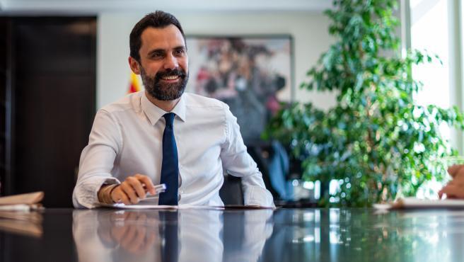 Roger Torrent, nuevo presidente del Circuit de Barcelona-Catalunya