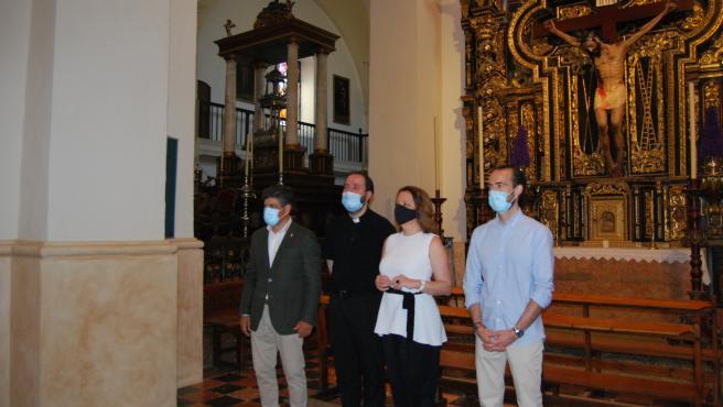 El Museo del Prado selecciona al Cristo de Zacatecas de Montilla para una exposición sobre arte iberoamericano