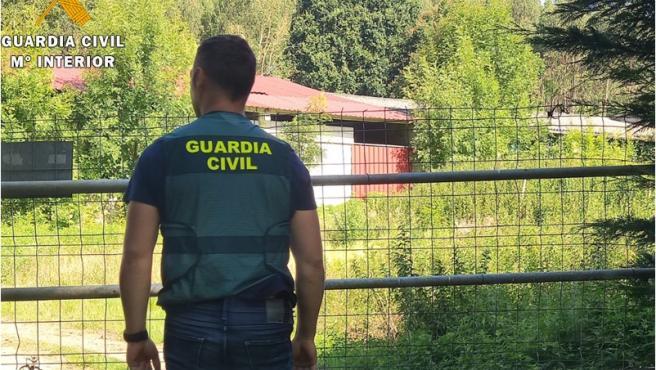 Tres detenidos por secuestrar a un vecino de Santaoña y retenerlo en una cabaña de Rasines GUARDIA CIVIL 5/7/2021