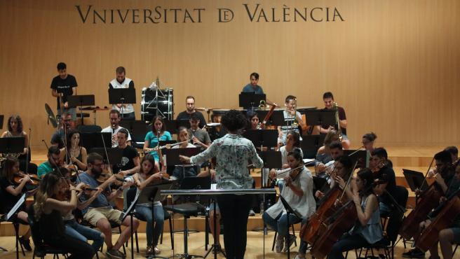 La Orquestra Filharmònica de la Universitat de València convoca nuevas plazas para el curso 2021-22