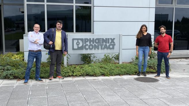 Investigadores de la Universidad de Oviedo sobre descarbonización reciben financiación de la Fundación Phoenix Contact