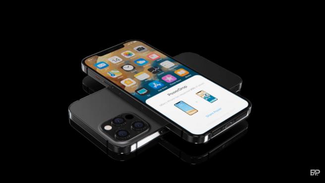El posible iPhone 13, según EverythingApplePro.