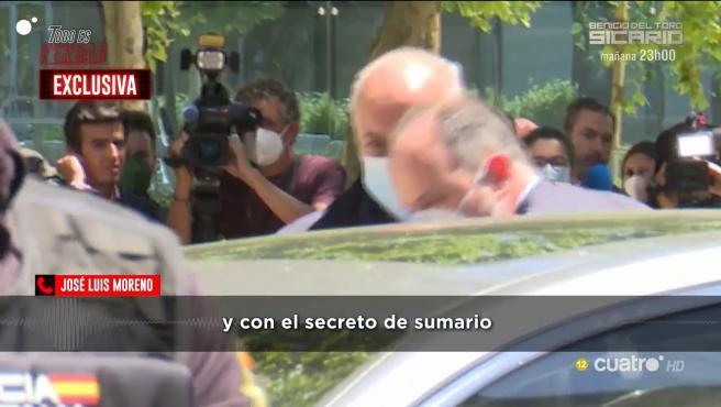 José Luis Moreno, en 'Todo es verdad'.