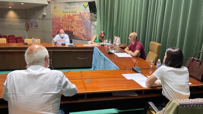 La Feria Ganadera de Zafra contará con un certamen ganadero presencial y una feria virtual