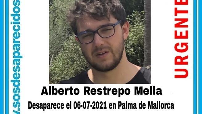 Buscan a un joven de 25 años desparecido este martes en Palma