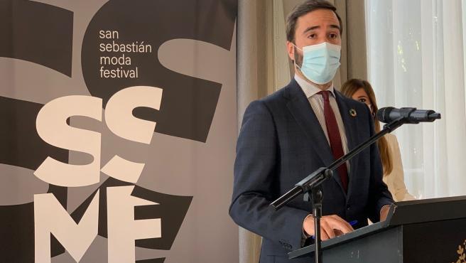 Hurtado prevé que el turismo procedente de España aumentará hasta un 85% en Euskadi este verano, frente al 69% en 2019