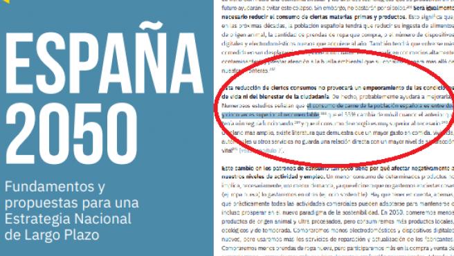 Informe sobre la España de 2050