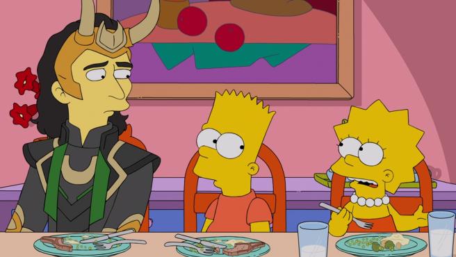Fotograma de 'La buena, el malo y el Loki'