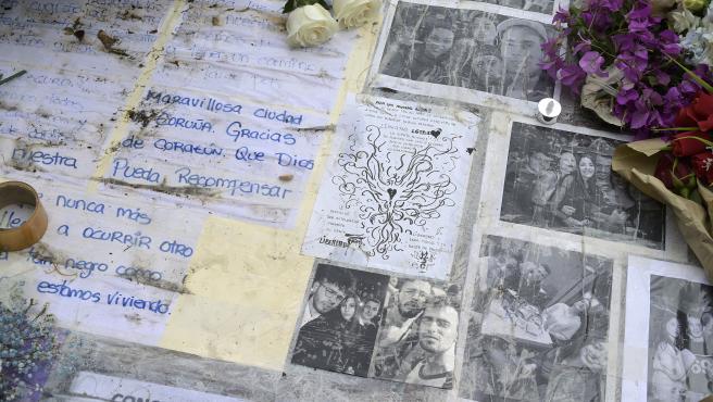 A Coruña Lugar del asesinato de Samuel Luiz Muñiz frente a la discoteca Playa Club 06/07/2021 Foto: M. Dylan / Europa Press