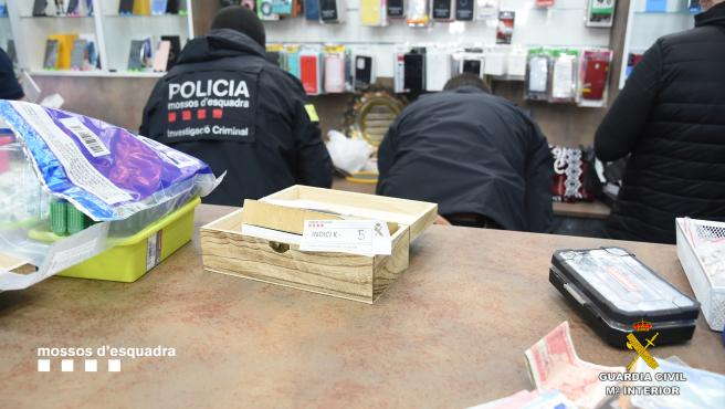 Detenidos en Balaguer (Lleida) 29 miembros de tres clanes por presunta venta de drogas