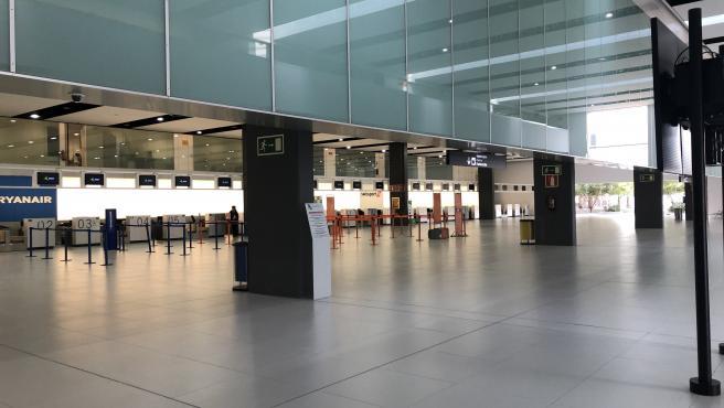 El Aeropuerto Internacional Región de Murcia es acreditado como 'aeropuerto seguro'