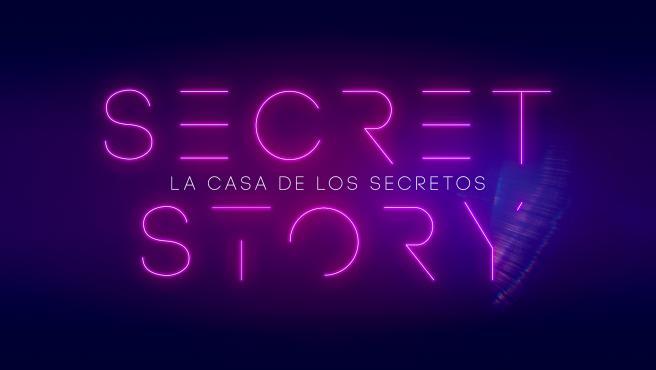 El logotipo de 'Secret Story'.