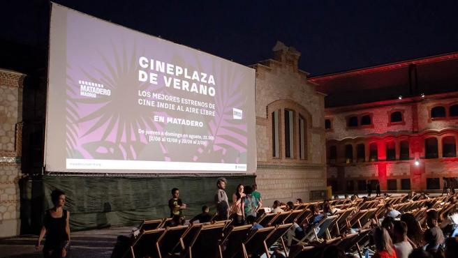 Cineplaza de Madrid