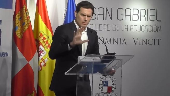 """Rivera ve al Gobierno, el Legislador, la patronal y los sindicatos como """"obstáculos"""" para ser una """"nación emprendedora"""""""