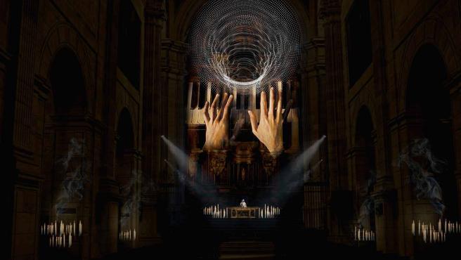 Un espectáculo de música, luz y sonido se retransmitirá este sábado en el Monasterio de Uclés y en la Catedral de Cuenca