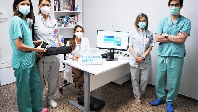 El Hospital Reina Sofía implementa el sistema de cápsula endoscópica para el estudio del intestino delgado